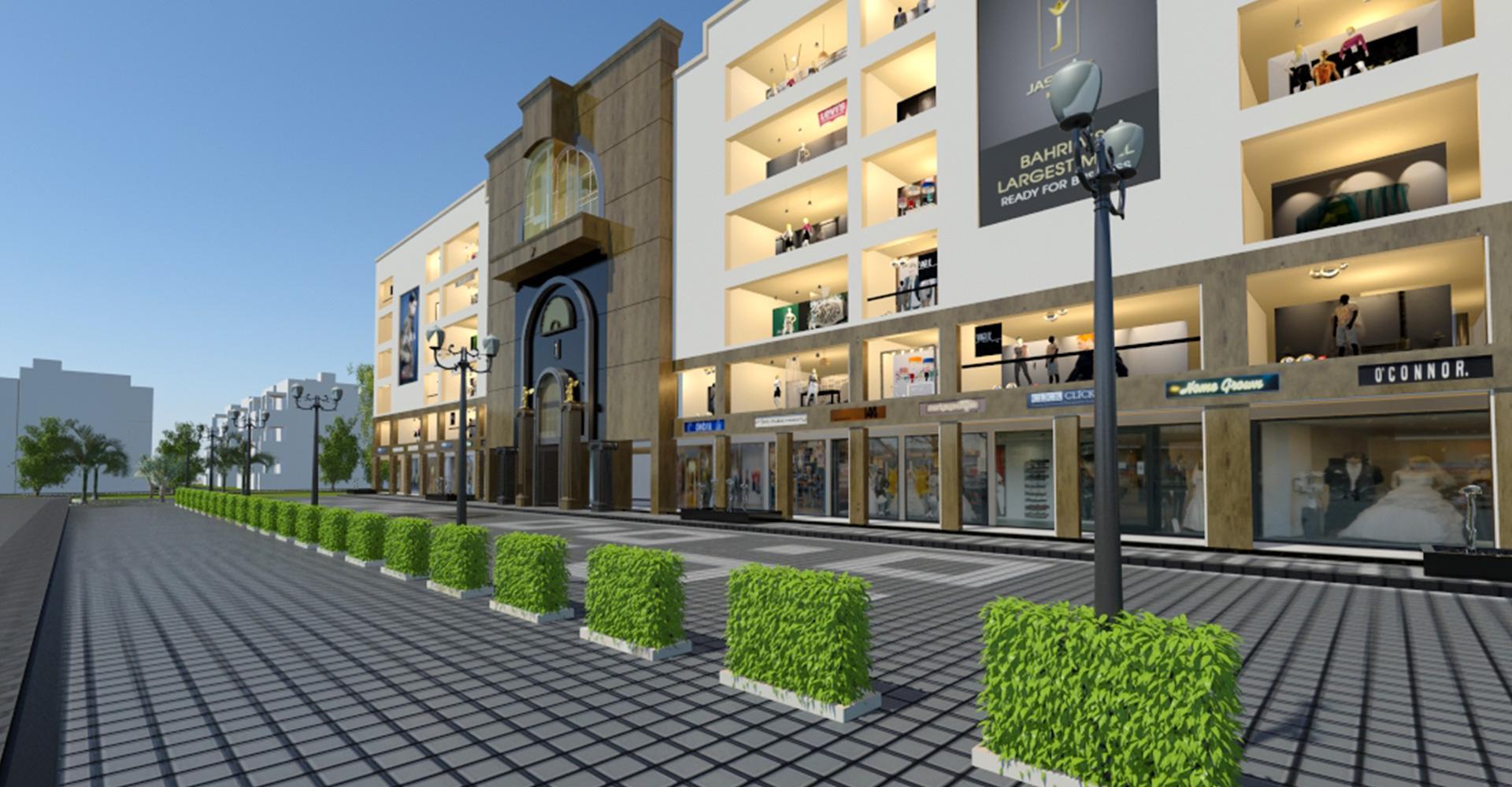 Building-Design-Hiline-Lahore-portfolio-Jasmine-Mall-Bahria-Town-06