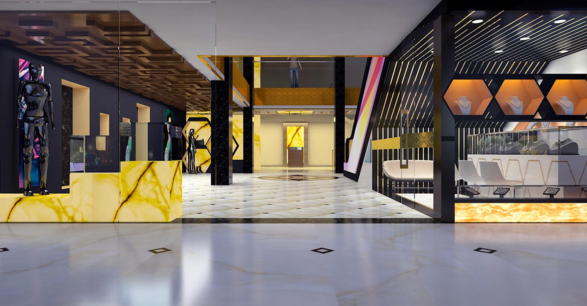 Building-Design-Hiline-Lahore-portfolio-Jasmine-Mall-Bahria-Town-12