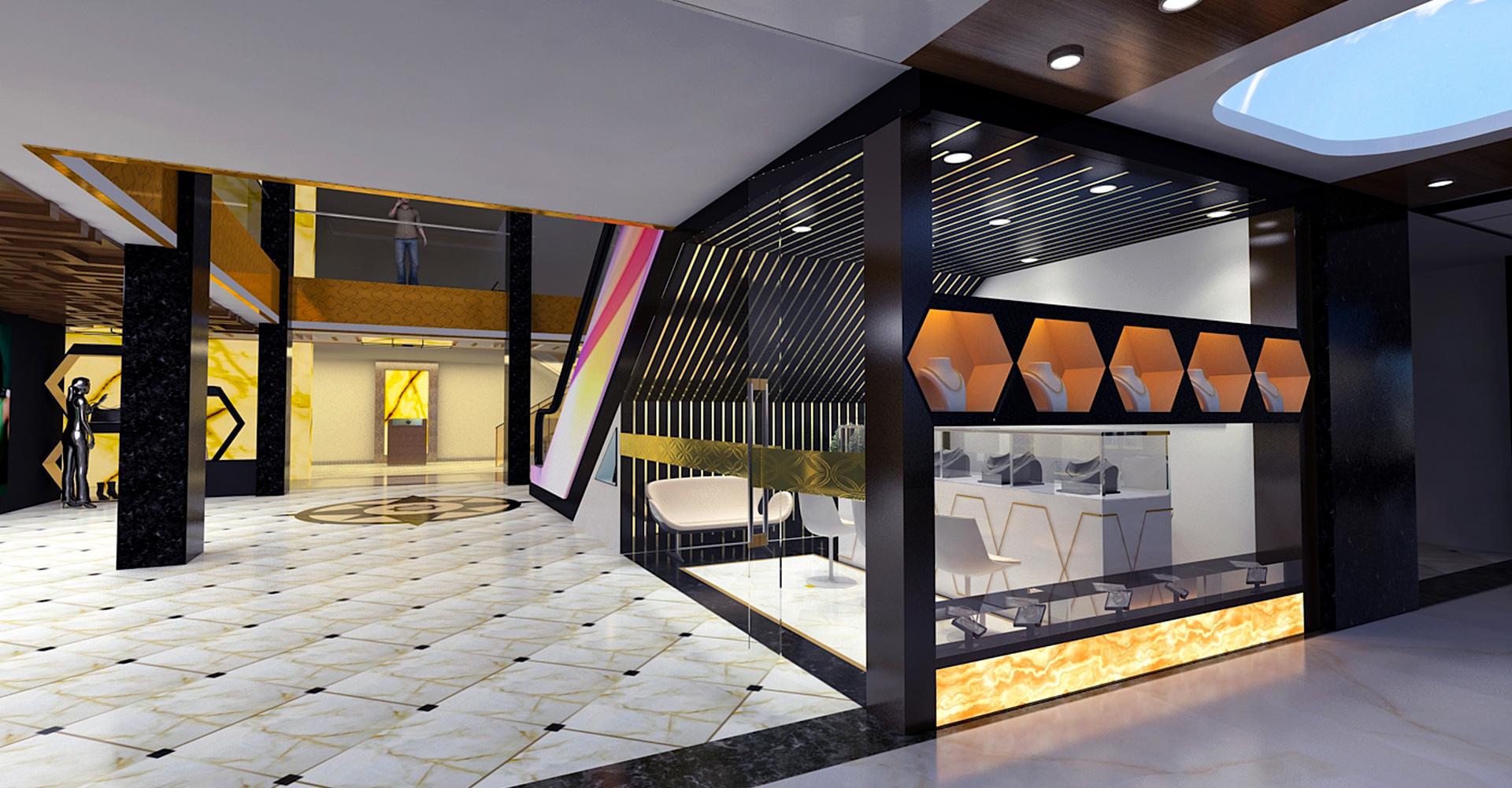 Building-Design-Hiline-Lahore-portfolio-Jasmine-Mall-Bahria-Town-13
