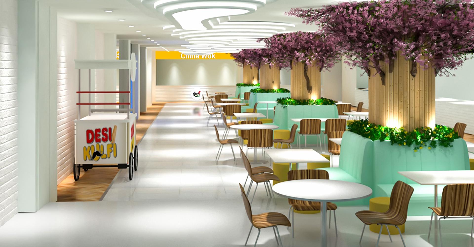 Interior-Design-Hiline-Lahore-portfolio-Food-Court-Jasmine-Mall-02