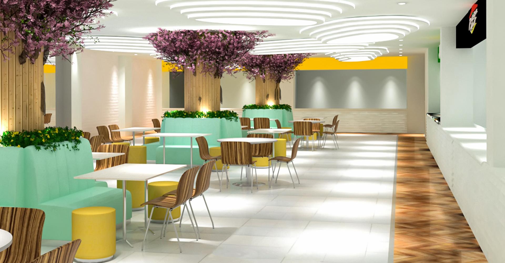 Interior-Design-Hiline-Lahore-portfolio-Food-Court-Jasmine-Mall-03