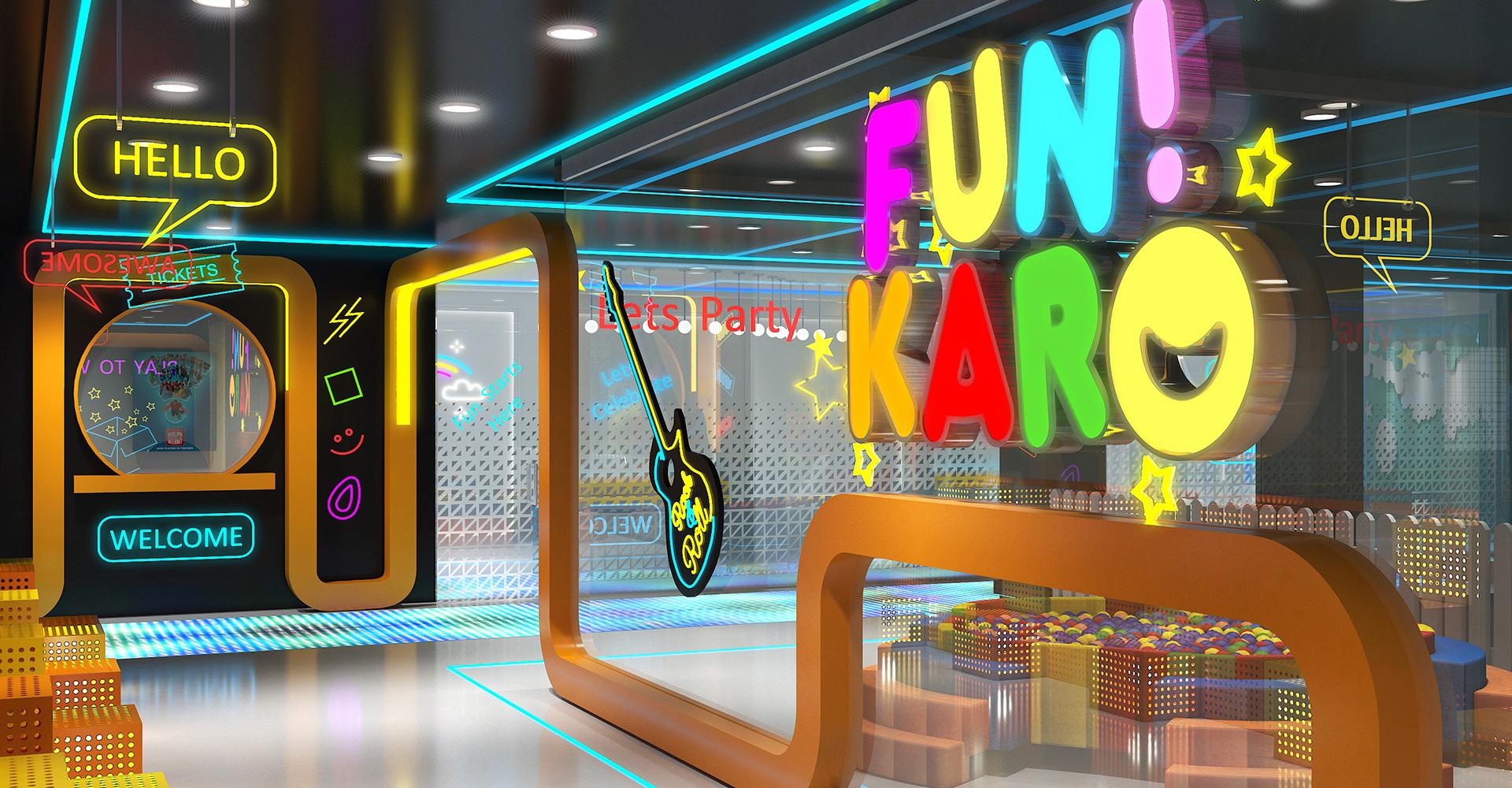 Interior-Design-Hiline-Lahore-portfolio-Fun-Karo-Jasmine-Mall-01